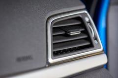 Grade da condição do ar do carro Imagem de Stock Royalty Free