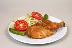 Grade da galinha Foto de Stock Royalty Free