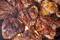 Grade da galinha fotos de stock royalty free