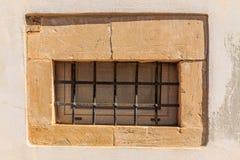 Grade da janela Fotografia de Stock Royalty Free