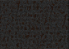 Grade de aço oxidada Imagem de Stock