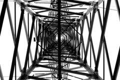 Grade de eletricidade fotografia de stock royalty free