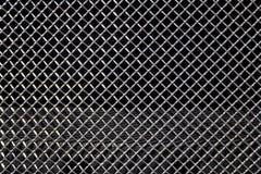 Grade do radiador do carro Fotografia de Stock