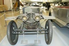 Grade Frictional-wheel Car Royalty Free Stock Photos