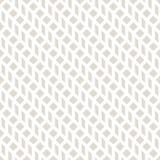 Grade geométrica abstrata Teste padrão mínimo preto e branco da cópia do projeto gráfico Fotografia de Stock