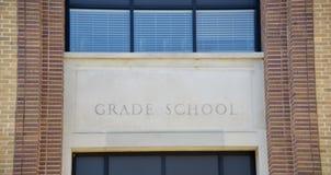 Grade, Primary and Elementary School