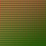 Grade verde alaranjada vermelha Imagem de Stock