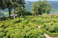 Graden (France). Garden in Provance  (France) on July 2013 Royalty Free Stock Images