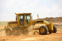 Grader Royalty Free Stock Image