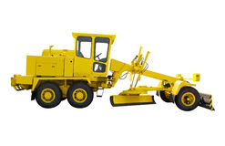 Grader Royalty Free Stock Photo