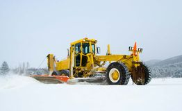 Grader 3 Royalty Free Stock Photo