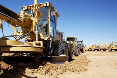 Grader 3 Royalty Free Stock Photos