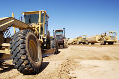 Grader stock photos