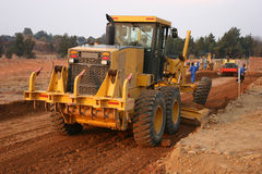 Grader Heavy equipment Stock Photos