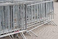 Grades portáteis do metal Fotos de Stock