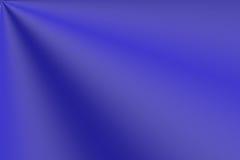 Gradiënt Blauwe abstracte achtergrond Stock Afbeelding