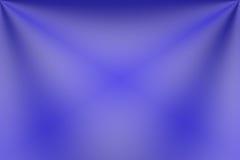 Gradiënt Blauwe abstracte achtergrond Royalty-vrije Stock Foto's
