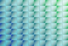 Abstract pattern of geometric shapes with gradient. Gradient abstract pattern from geometric shapes Stock Illustration