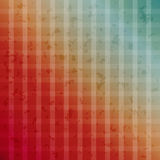 Gradient background with spots and squares Stock Photo