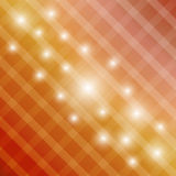 Gradient background with squares and shining stars Stock Photo