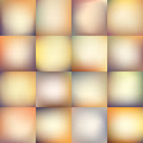 Gradient backgrounds. EPS 10. Abstract 16 set gradient backgrounds with vintage feel. EPS 10 vector file included royalty free illustration
