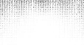 Gradient Binary Code Digits Background. EPS10 Vector Stock Photos