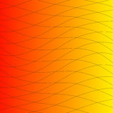 Gradient black and yellow background. Raster Royalty Free Stock Images