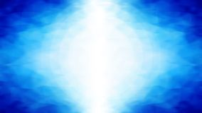 Gradient blue abstract background with the light effect. Circle in the middle vector illustration