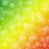 Gradient bokeh background Royalty Free Stock Photos