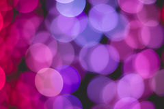 Gradient bokeh background Stock Images