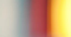 Gradient brouillé multicolore Images stock