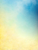 Gradient Cloud Textures Royalty Free Stock Photo
