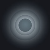 Gradient dark circles. Empty space in the middle Royalty Free Stock Photo