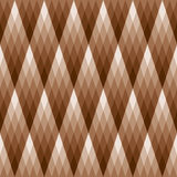 Gradient Diamond Pattern. Abstract diamond repeat pattern, can be tiled seamlessly Royalty Free Stock Images