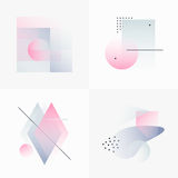 Gradient Geometry Forms 09. Gradient Geometry Forms. Abstract Poster Design. Geometric Vector Objects. Platonic Shapes And Figures. Unique Set Of Minimalist stock illustration