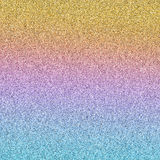 Gradient glitter background. With rough texture Stock Photography