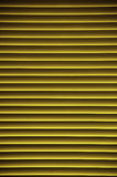 Gradient or Horizontal yellow strips for backgrounds. Stock Image