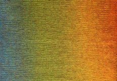 Gradient knitted background Royalty Free Stock Image