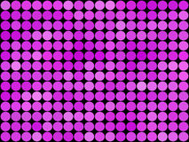 Gradient low poly circle style vector mosaic. Background Stock Photography