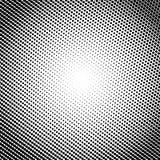 Gradient monochrome background. Halftone effect Stock Photos