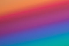 Gradient multicolore diagonal photos stock
