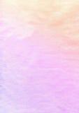 Gradient orange to pink textured grunge paper backbround Royalty Free Stock Photo