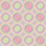 Gradient pattern. Stock Image