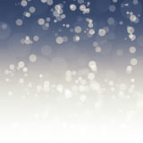 Gradient silvery background Royalty Free Stock Photography