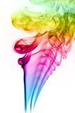 Gradient smoke Royalty Free Stock Images
