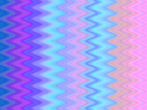 Gradient waves. Colorful gradient waves pattern background Stock Illustration