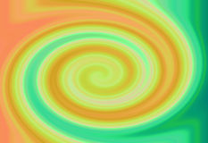 Gradient whirlpool background Royalty Free Stock Photo