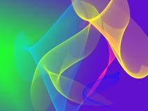 gradientowi zawijasy ilustracja wektor