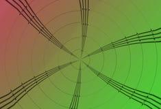 gradientowy artystyczny tło Obraz Stock