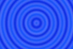 Gradientowy Błękitny abstrakcjonistyczny tło obraz royalty free
